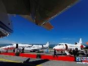 欧洲公务航空展在日内瓦举行