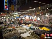 """庙街夜市:香港最""""江湖"""""""
